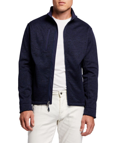Men's Legacy Fleece Wind Jacket