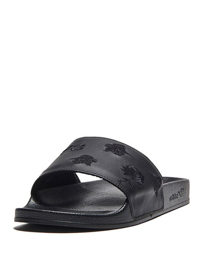 Men's Adilette Printed Pool Slide Sandals