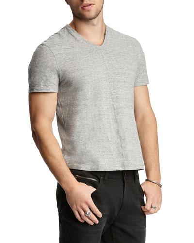 Men's Regular-Fit V-Neck T-Shirt