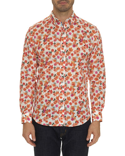 Men's Mason Graphic Sport Shirt