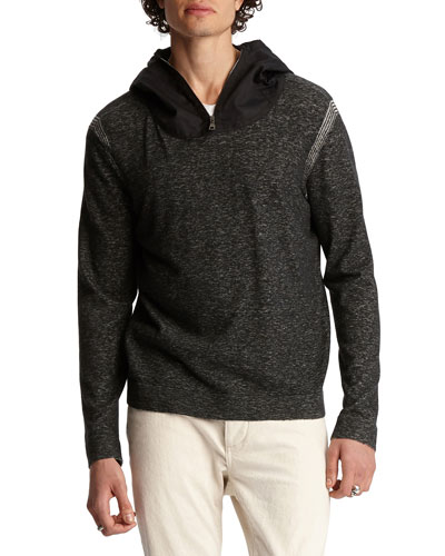 Men's Easy-Fit Popover Hoodie