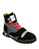Off-White Men's Arrow Hiking Sneaker Boots