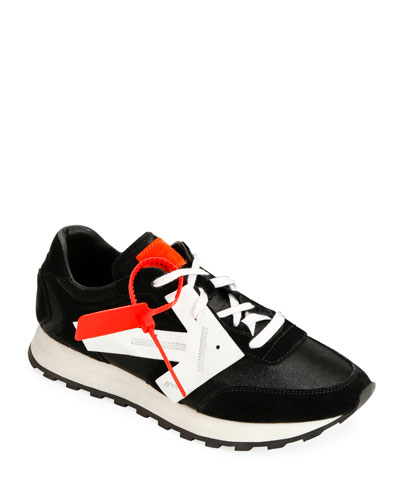 Men's HG Runner Arrow Sneakers, Black