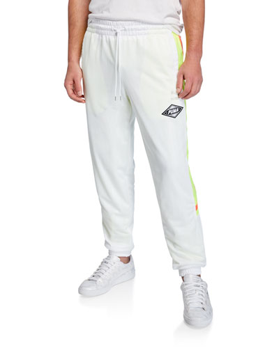 Men's Luxe TG Woven Track Pants