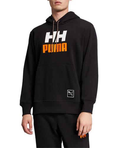 Men's x Helly Hansen Graphic Pullover Hoodie