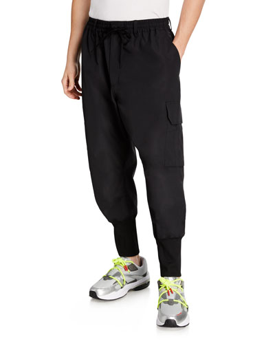 Men's Nylon Cargo Pants