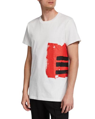 Men's Masc Josephine Little Graphic Crewneck T-Shirt