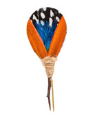 Brackish Bowties Men's Islamorada Pheasant, Peacock & Guinea