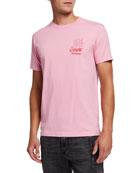 Deus Men's Be God Graphic T-Shirt