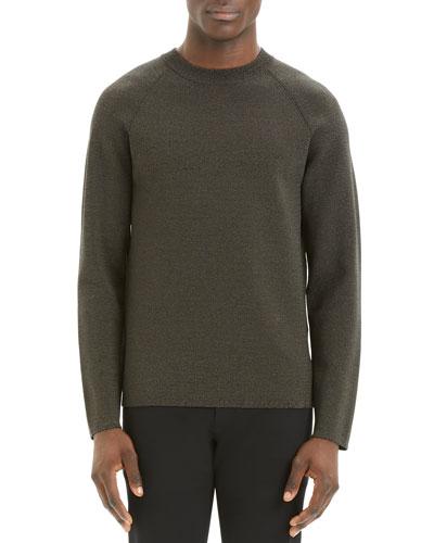 Men's Videla Neopreno Crewneck Sweater