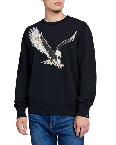 Men's Eagle Crewneck Sweatshirt