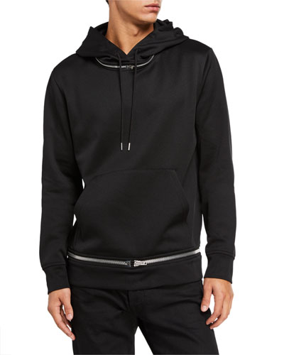 Men's Zip-Away Track Hoodie