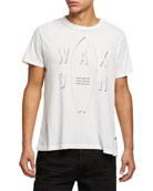 Sol Angeles Men's Wax On Graphic T-Shirt
