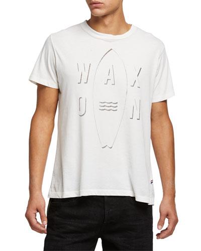 Men's Wax On Graphic T-Shirt