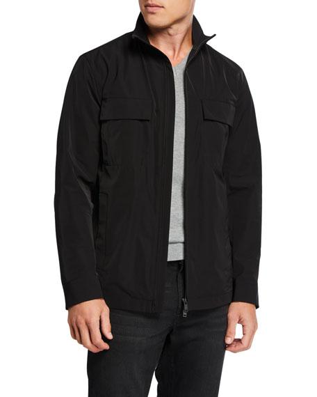 Theory Men's Everett Foundation Tech Jacket