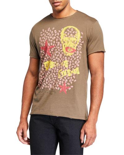 Men's Break the Silence Graphic T-Shirt