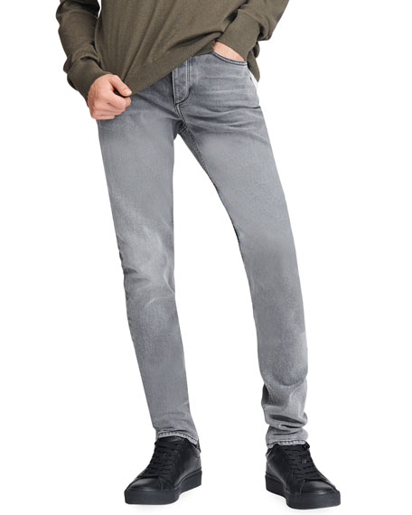 Rag & Bone Men's Fit 2 Mid-Rise Relaxed Slim-Fit Jeans
