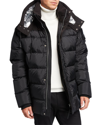 Men's Niakwa Foil-Lined Puffer Jacket