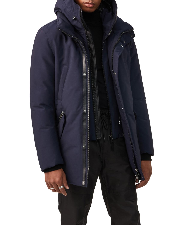 Men's Edward Powder-Touch Down Coat