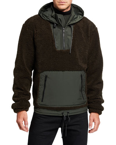 Men's Mountain Cabin Pullover Hoodie