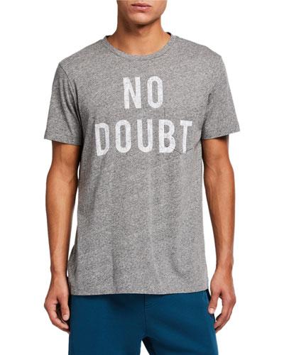 Men's Typographic Pocket T-Shirt