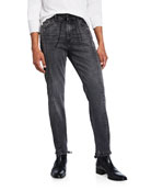 Hudson Men's 5-Pocket Denim Trousers