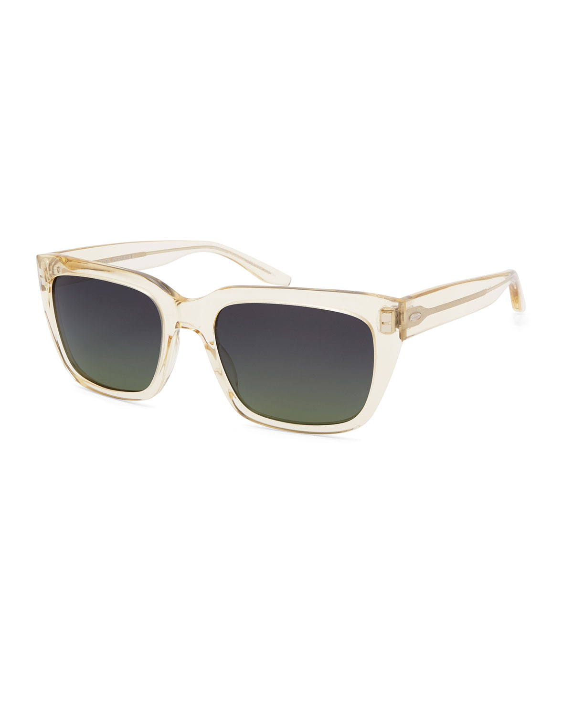 Men's Vesuvio Champagne Poison Ivy Polarized Sunglasses