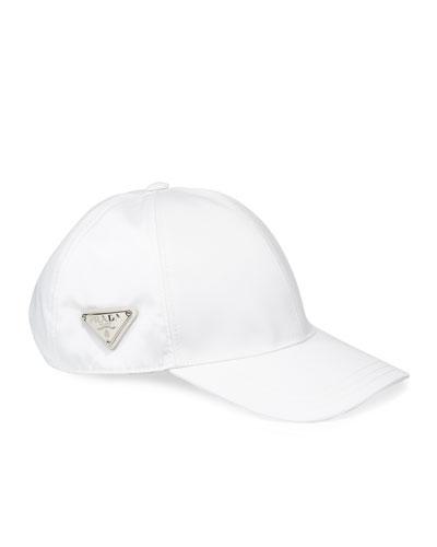 Men's Logo-Plaque Baseball Cap