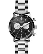Shinola Men's 40mm Canfield Sport Chronograph Bracelet Watch
