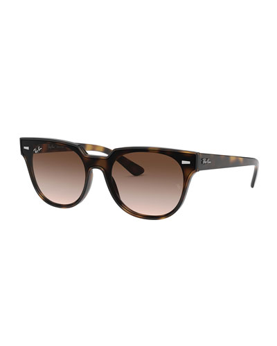 Men's Square Gradient Sunglasses