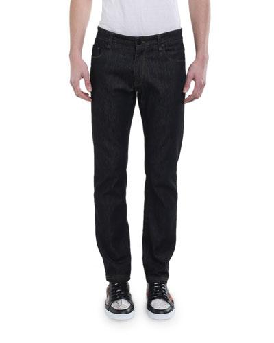 Men's FF Pocket Straight-Leg Jeans