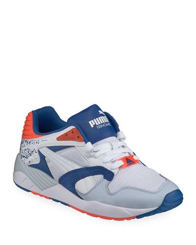 Men's Trinomic XS 850 Leather/Nylon Sneakers