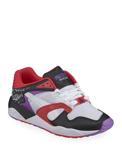Men's Trinomic XS 850 Leather/Nylon Sneakers