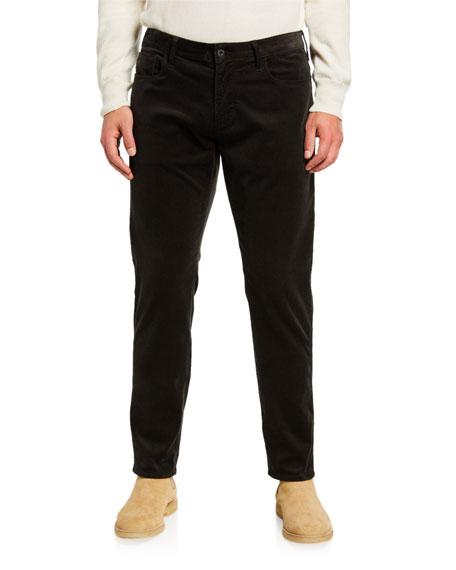 Emporio Armani Men's Corduroy Five-Pocket Pants