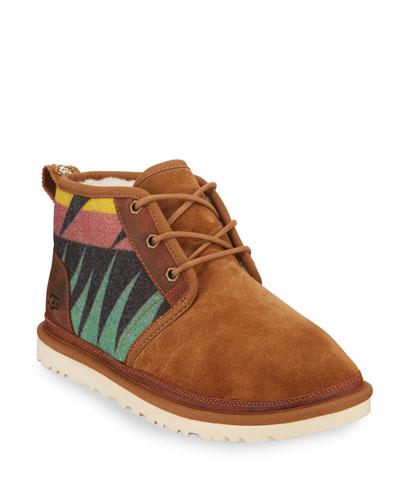 Men's Neumel Sierra UGGPlush Wool Boots