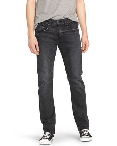 Men's Byron 5-Pocket Straight-Leg Jeans