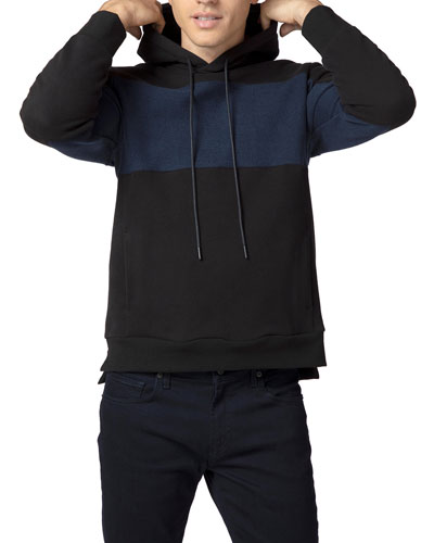 Men's Accido Colorblock Pullover Hoodie