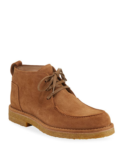 Men's Colter Moc-Toe Chukka Boots