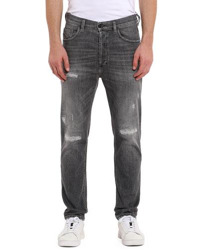 Men's Eetar Distressed Jeans