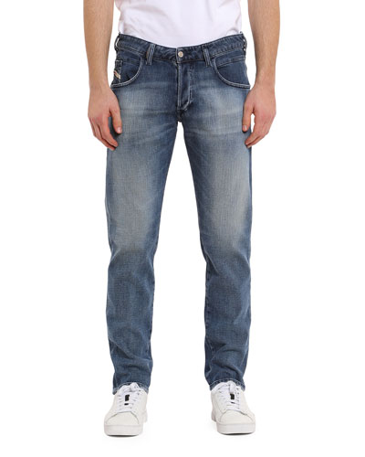 Men's D Bazer Straight-Leg Jeans