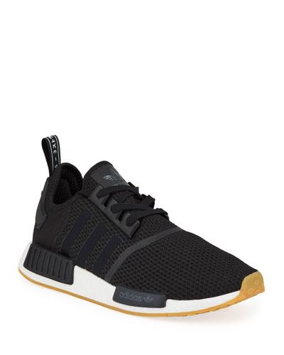 Black White Imported Sneakers Neiman Marcus  Neiman Marcus