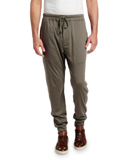 TOM FORD Men's Leisure Cashmere Sweatpants