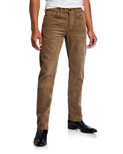 Men's Straight-Leg Stretch Jeans