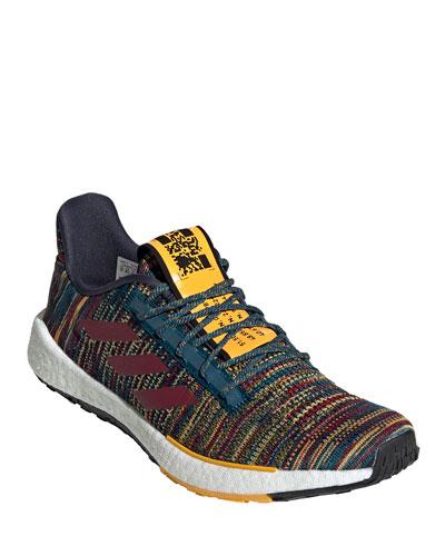 Men's PulseBoost HD Knit Running Sneaker w/ Music Playlist