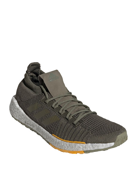 adidas x Monocle Men's Boost HD Stretch-Knit Running Sneakers