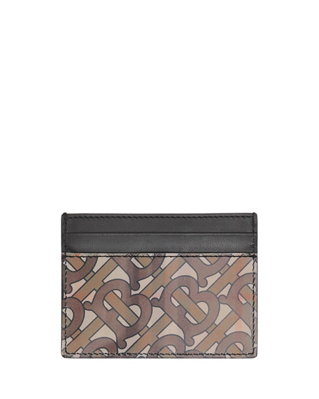 Burberry Men's TB Hologram Wallet
