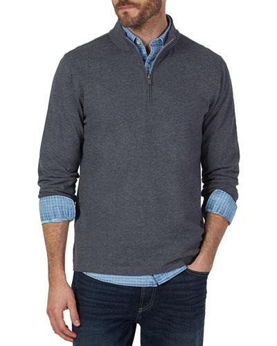 Men's Suffolk Quarter-Zip Sweater