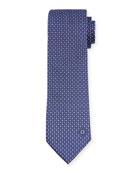 Salvatore Ferragamo Men's Patterned Silk Twill Tie