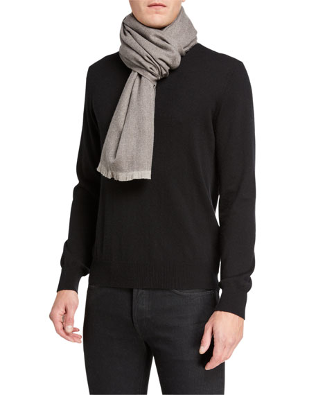TOM FORD Men's Wool Scarf