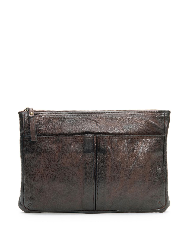 Men's Murray Leather Portfolio Case